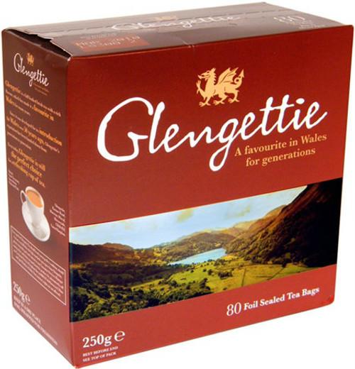 Glengettie Tea 80 Pack