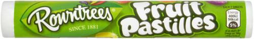 Fruit Pastilles 52g