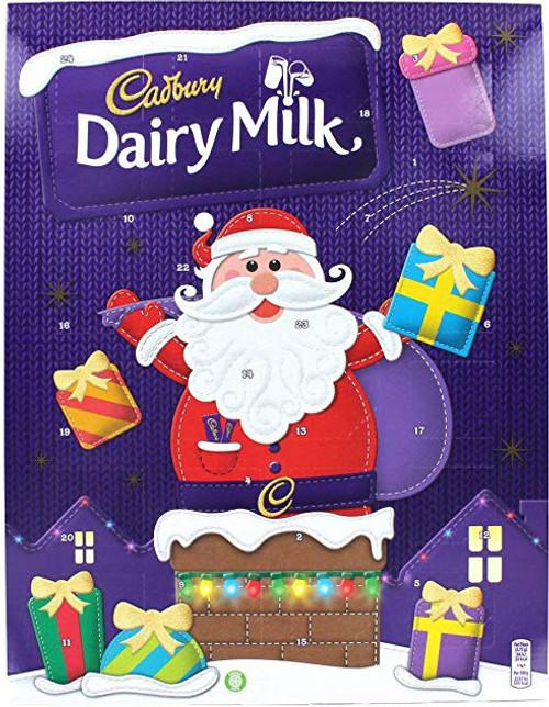 Advent Calendar - Milk Chocolate 90g