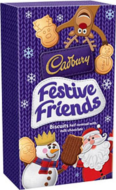 Chocolate Festive Friends 150g