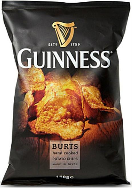 Burts Guinness Crisps 40g