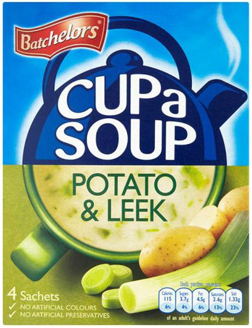 Batchelors Cup a Soup - Creamy Leek & Potato