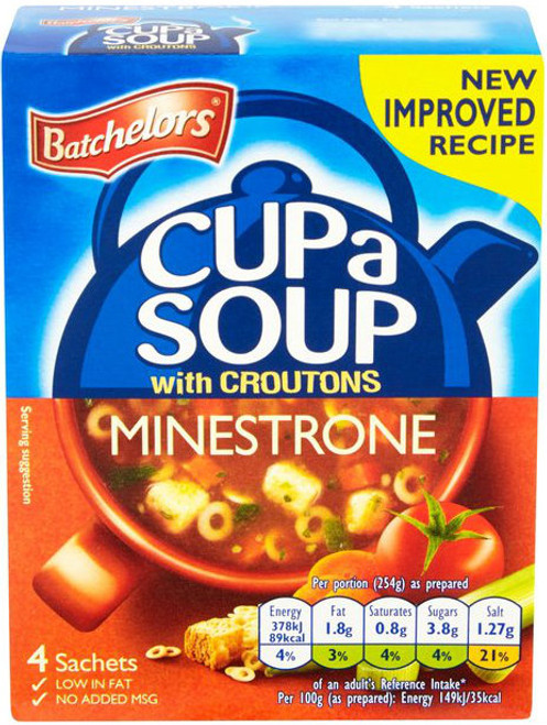 Batchelors Cup a Soup - Minestrone