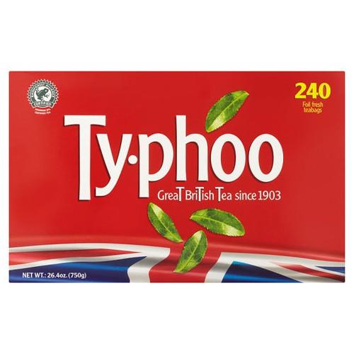 Typhoo Tea 240 Pack