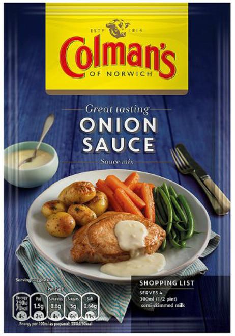 Colmans Onion Sauce