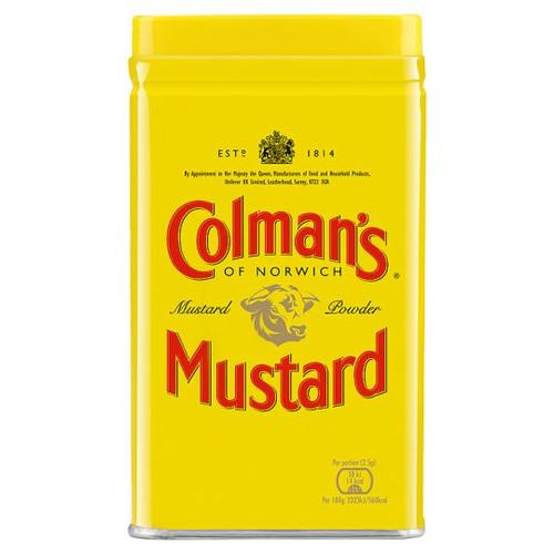 Colmans Mustard Powder 57g *BEST BEFORE APRIL 30, 2021*