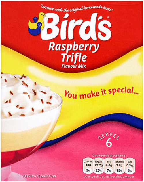 Birds Raspberry Trifle 144g