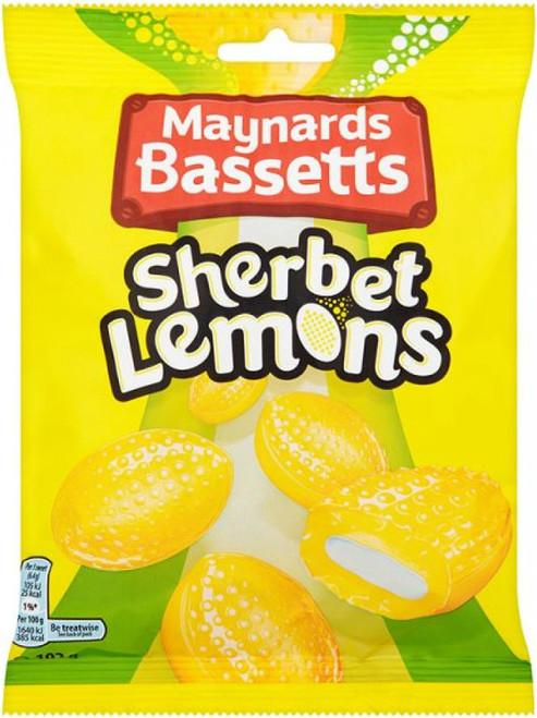 Bassetts Sherbet Lemons 193g