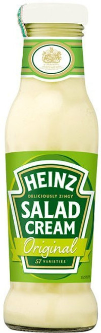 Heinz Salad Cream Glass Bottle 285g