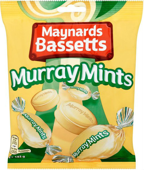 Bassetts Murray Mints - 193g