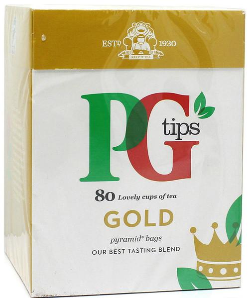 PG Tips Gold Blend 80 Pack