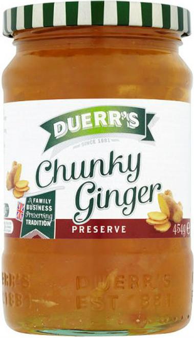 Duerrs Ginger Preserve 454g