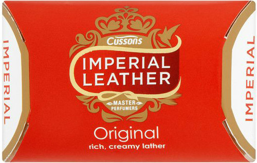 Imperial Leather Soap 100g - Pack of 3 Bars