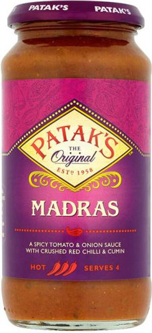 Pataks Madras Curry Sauce 450g