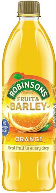 Robinsons NAS Fruit & Barley - Orange 1 Ltr