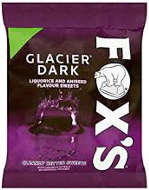 Foxs Glacier Dark 195g *BEST BEFORE AUGUST 26 2019*