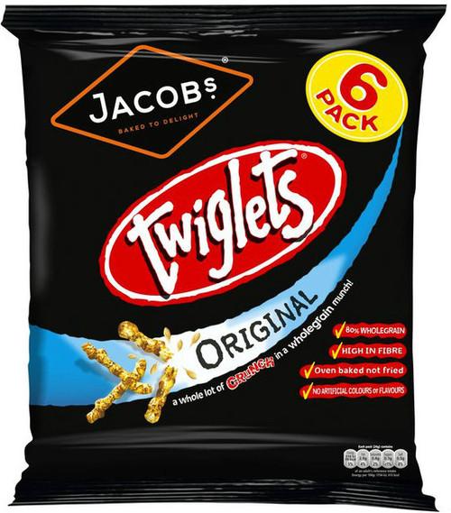 Twiglets 6 x 24g MultiPack
