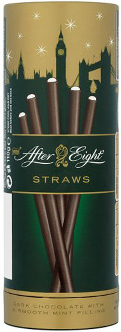 Nestle After Eight Straws 110g