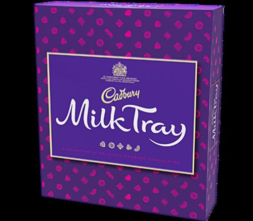 Milk Tray 78g