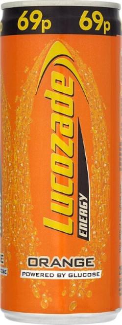 Lucozade Energy Orange 250ml