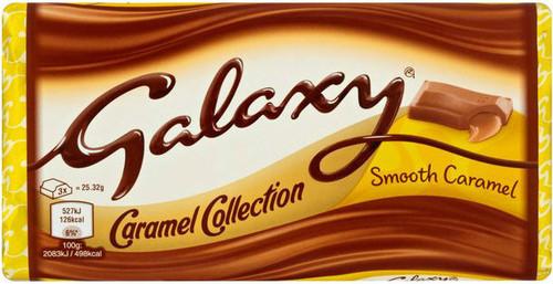 Galaxy Caramel 135g