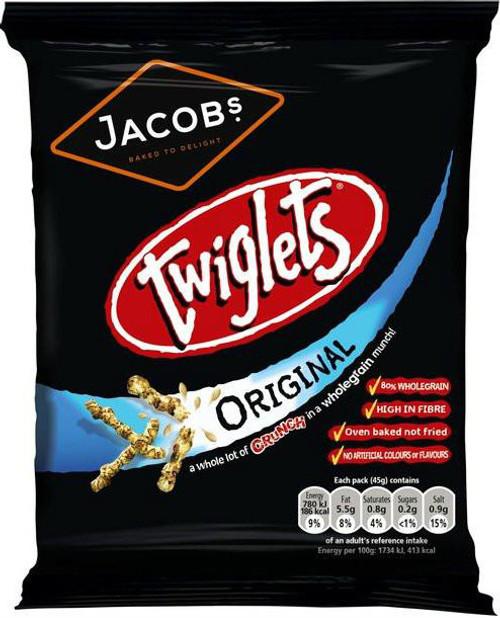 Twiglets 45g Case of 30