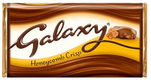 Galaxy Honeycomb Bar 114g