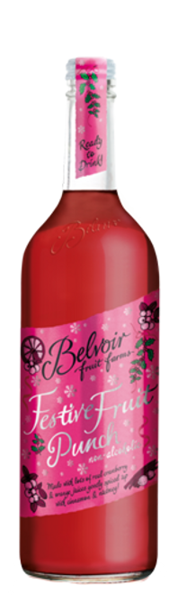 Belvoir Festive Fruit Punch 750ml