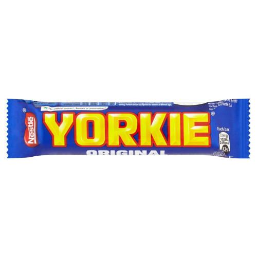 Yorkie Milk Chocolate Bar 46g