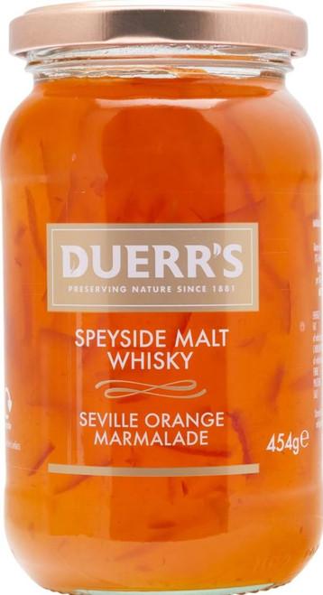 Duerr's Speyside Malt Whisky Seville Orange 454g