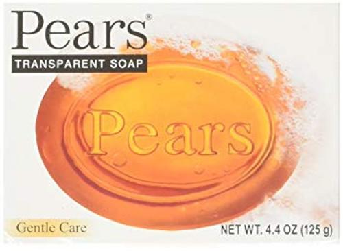 Pears Transparent Soap Bar 125g