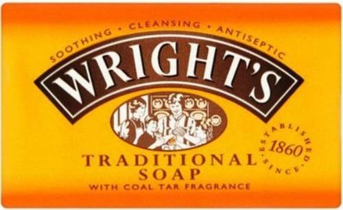 Wrights Coal Tar 4 pack