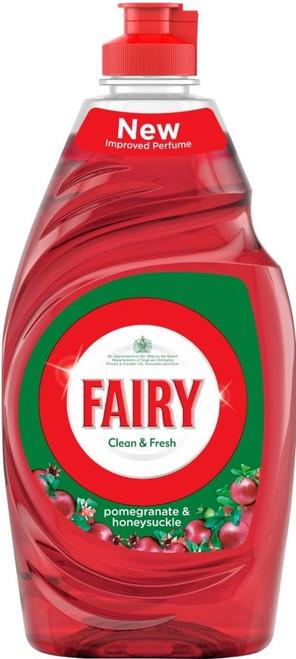 Fairy Liquid Pomegranate & Honeysuckle 433ml