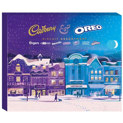 Chocolate Biscuit Assortment 502g