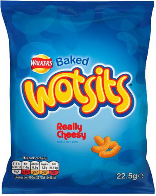 Walkers Wotsits - 8 pack