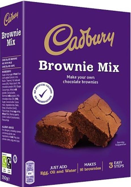 Dairy Milk Chocolate Brownie Mix 350g