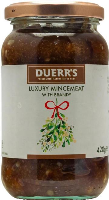 Duerr's Luxury Brandy Mincemeat 420g