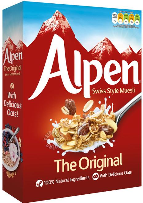 Alpen 550g *BEST BEFORE AUGUST 6, 2021*