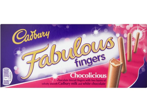 Fabulous Fingers 110g