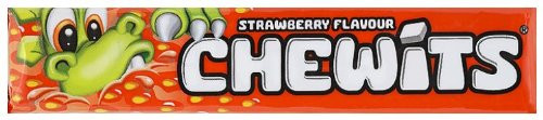 Chewits Strawberry 12 Pack