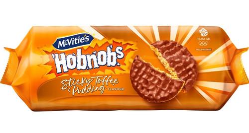 McVities Sticky Toffee Pudding HobNobs 262g
