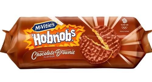 McVities Chocolate Brownie HobNobs 262g