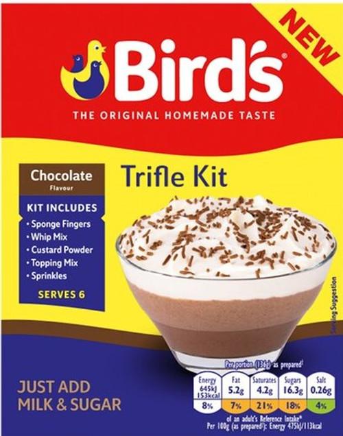Bird's Chocolate Trifle 114g