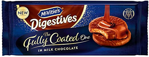 McVities Fully Coated Digestives 149g