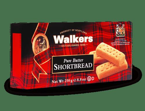 Walkers of Scotland Shortbread Fingers 250g