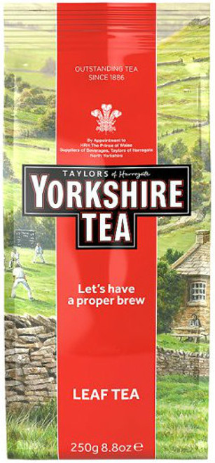 Yorkshire Red Loose Tea 250g