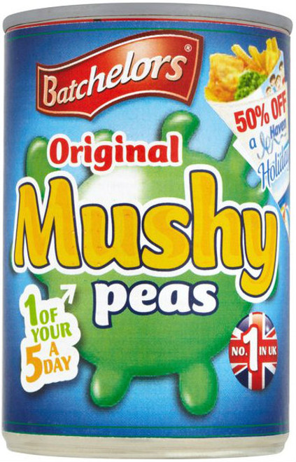 Batchlor Original Mushy Peas 300g