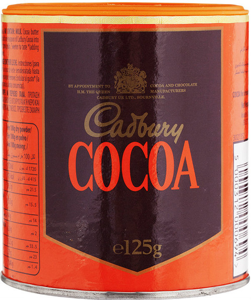 Cocoa 125g