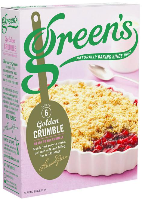 Greens Crumble Mix 280g