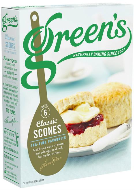 Greens Classic Scone Mix 280g